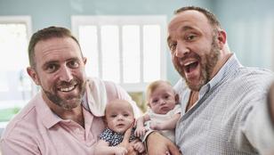 Két férfinak is lehet saját közös gyereke – genetikus magyarázza el, hogyan