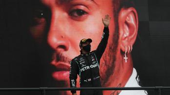 Lewis Hamilton: Mr. Tökéletes a mezőny legjobb autójában
