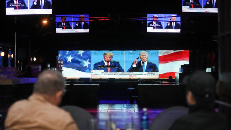 Balkáni tükör: kire kacsint Trump, kit segít Biden?
