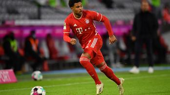 Úgy tűnik, hamis pozitív teszt miatt nem játszhatott a Bayern játékosa