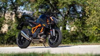 Teszt: KTM 1290 Super Duke R – 2020.