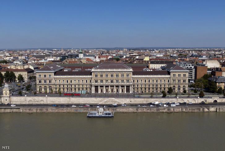 A Budapesti Corvinus Egyetem 2020. szeptember 9-én