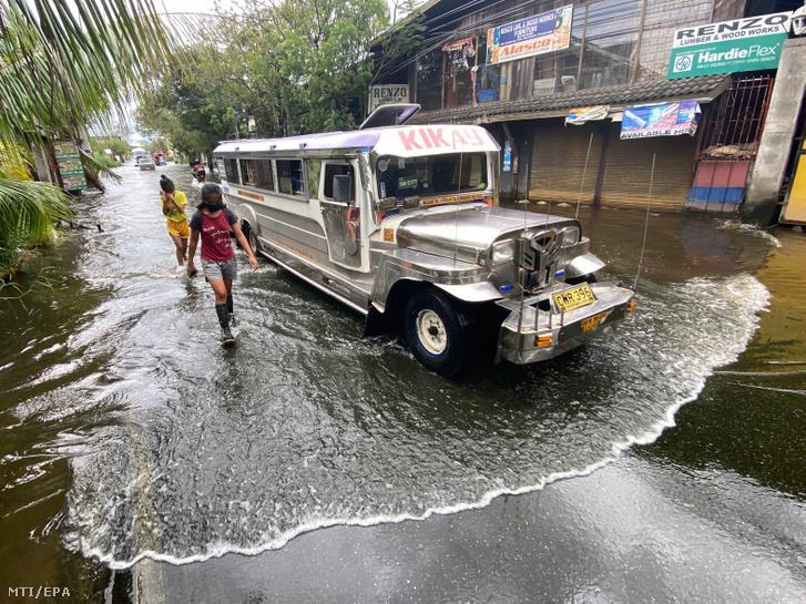 fülöpszigeteki árvíz