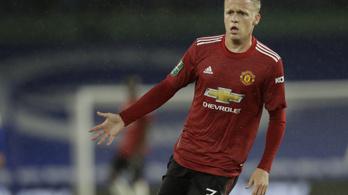 Van Basten élesen kritizálta a Manchester United fiatal hollandját