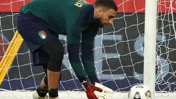 Koronavírusos az AC Milan válogatott kapusa
