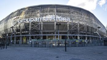 Szigorú szabályok a Groupama Arénában az FTC BL-meccsére