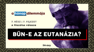 A hónap dilemmája: Bűn-e az eutanázia? A filozófus válasza
