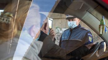 Romániában minden harmadik vírusteszt pozitív