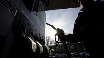 Folytatódik az októberi benzinárcsökkenés