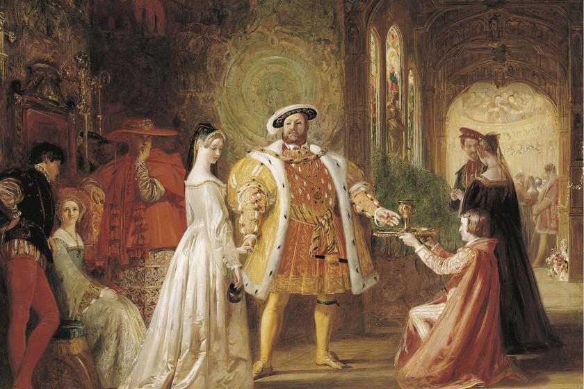 Így ölette meg Boleyn Annát VIII. Henrik: eddig ismeretlen részletekre derült fény