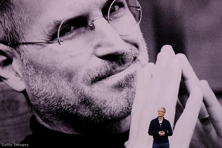 Tim Cook a Steve Jobs színházban mutatja be az új iPhone-t 2017-ben