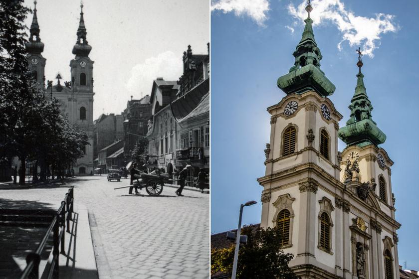 Így kalauzolt végig Szerb Antal egy marslakót a fővárosban: a Szent Anna-templomot tartotta a legszebbnek