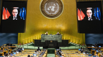 A járvány közbeszól: újra videókonferencián értekeznek az ENSZ-ben