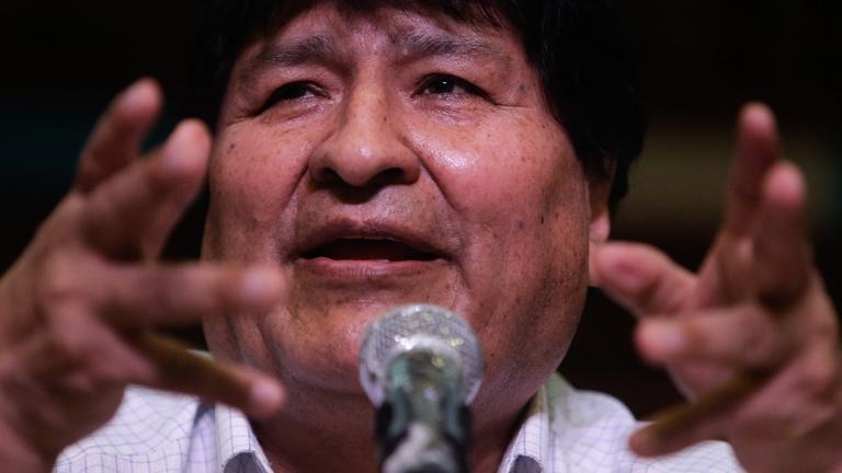 Államfőből haltenyésztő lenne Evo Morales
