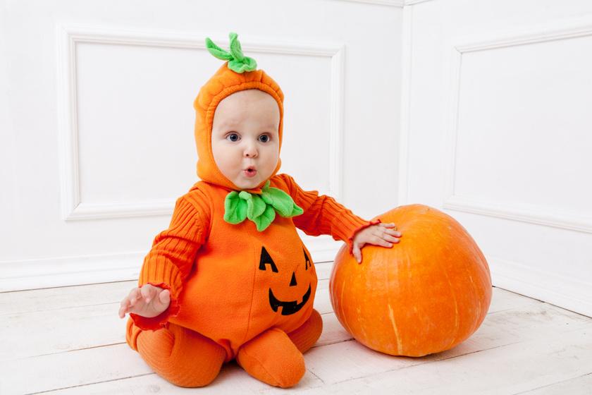 10 ultra cuki halloweenjelmez babáknak, hogy a nagyik szétolvadjanak - Fotózd le, és küldd el a szeretteidnek