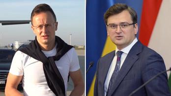 Szijjártó vs. Kuleba: szánalmas és nonszensz az ukrán reakció