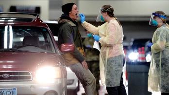 Világjárvány: már 43,5 millió a fertőzött, több mint egymillió a halott