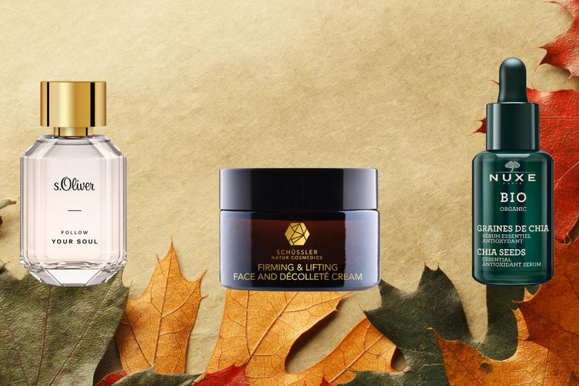 Babapuhává, ragyogóvá teszi a bőrt, nőies illatot kölcsönöz, feszesíti a dekoltázst - Kedvenc őszi termékeinket mutatjuk