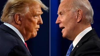 Persze, Trump és Biden, de van más is...