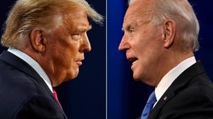Persze, Trump és Biden, de van más is…