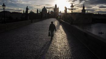 Éjszakai kijárási tilalmat vezetnek be Csehországban