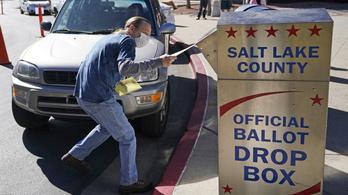 Sokan már szavaztak az amerikai elnökválasztáson