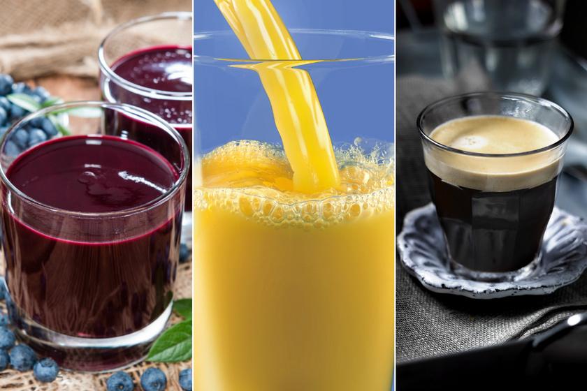 Védik a memóriát, megelőzik a demenciát: 8 ital, amit napi szinten kellene fogyasztani
