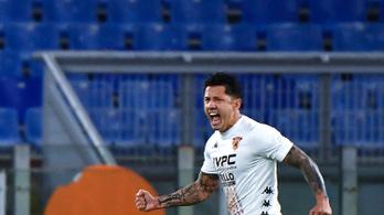 Döntött, melyik válogatottban játszana a volt Milan-csatár