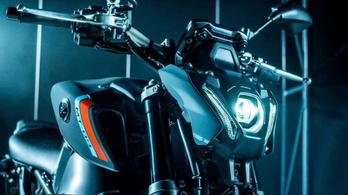 Kiszivárgott a 2021-es Yamaha MT-09