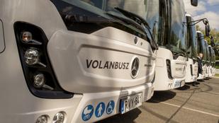 Budapest hatmilliárdért kap buszokat a kormánytól
