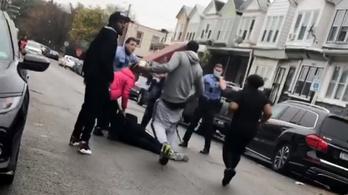 Philadelphiában lelőttek a rendőrök egy fekete férfit, zavargások törtek ki