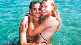 Féltékeny kommentelők képtelenek leszállni Romeo Beckham barátnőjéről