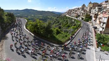 Jövőre Magyarországról rajtolhat a Giro d'Italia