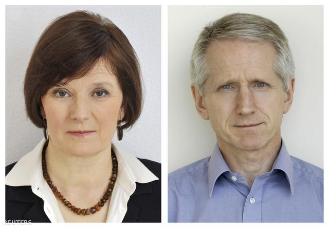 Helen Boaden és Steve Mitchell
