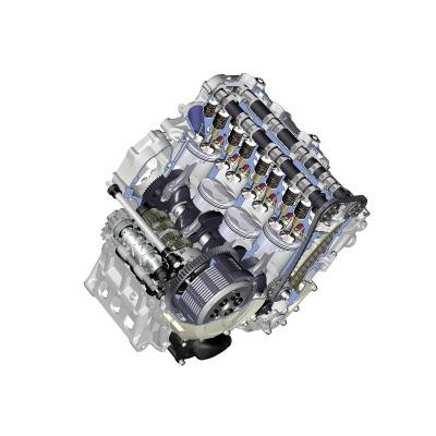 BMW S 1000 RR motorblokk