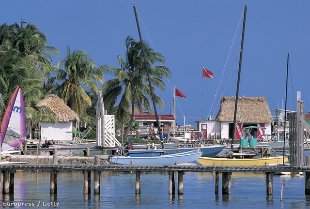 Ezen a szigeten élt az elmúlt években a milliomos