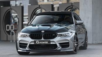 BMW-ből is készülhet 900 lóerős