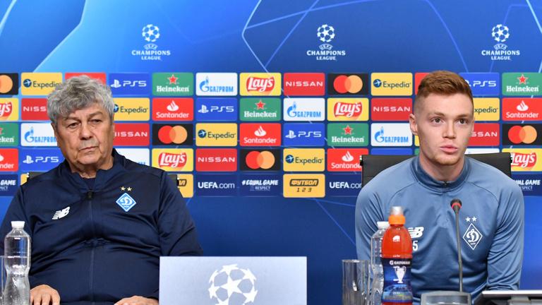 Nem teljes kerettel, de igazi edzőlegendával érkezik a Dinamo Kijev