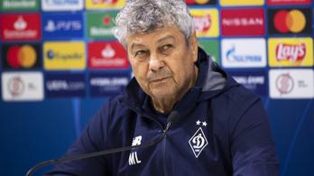 A Dinamo Kijev edzője szerint óriásit fejlődött a Ferencváros