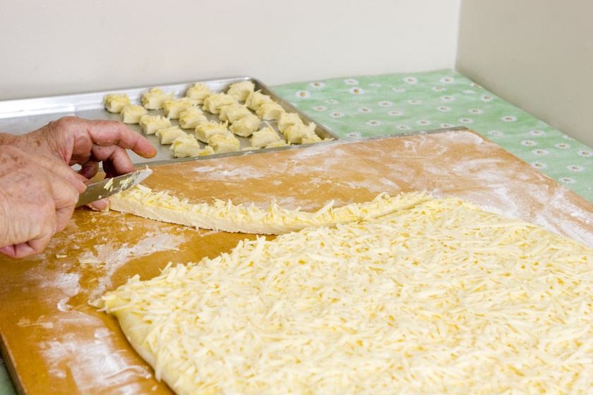 joghurtos sajtos rúd recept