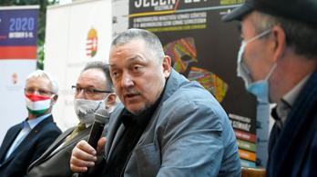 Hétfőn találkozott Orbán Viktorral a koronavírusos színigazgató