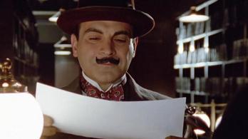 Száz éve született Hercule Poirot