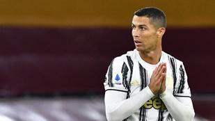 Kiderült, játszhat-e Cristiano Ronaldo a Barcelona ellen