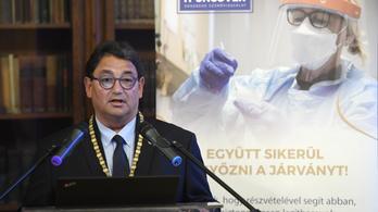 Merkely: a magyar gyógyszerrel a szervezet könnyebben legyőzi a koronavírust