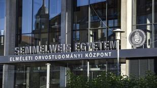 Új rendszerrel gyorsítják a beléptetést a Semmelweis Egyetem épületeibe
