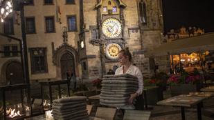 Csehországban nem lehet éjjel utcára menni