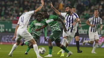 Az Újpest több futballistája is koronavírusos