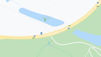 Több kilométeres a dugó az M3-ason a galgahévízi baleset miatt