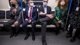 Beteg a Fővárosi Közgyűlés, marad a tiltott budapesti maszkszabály