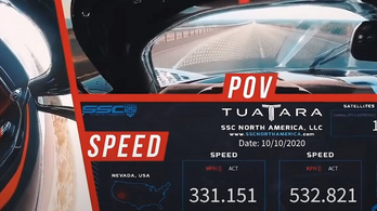 Csalás volt a sebességi világrekord?